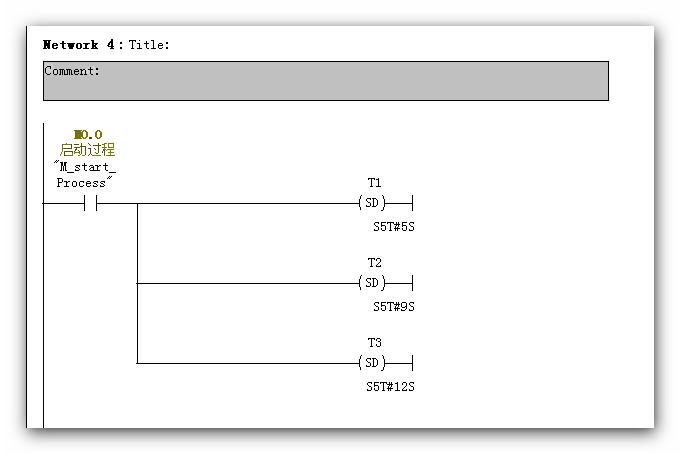 多级皮带运输机控制编程实战【plc学习笔记】