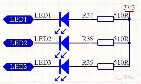 stm32的流水灯程序