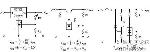 tl431基本应用 - 模拟数字电子技术 单片机论坛