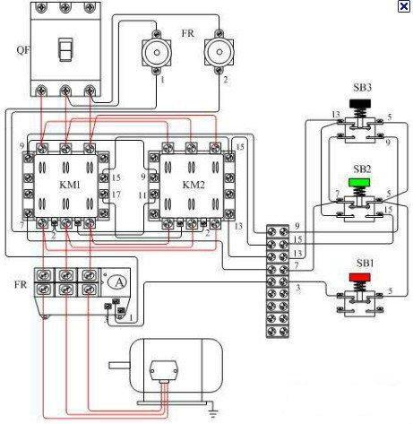 热继电器接线图 - plc/自动化 单片机论坛