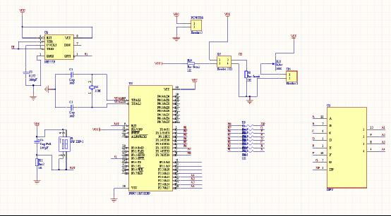 电机的转速测量 课程设计