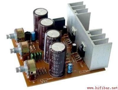 旋转音量电位器