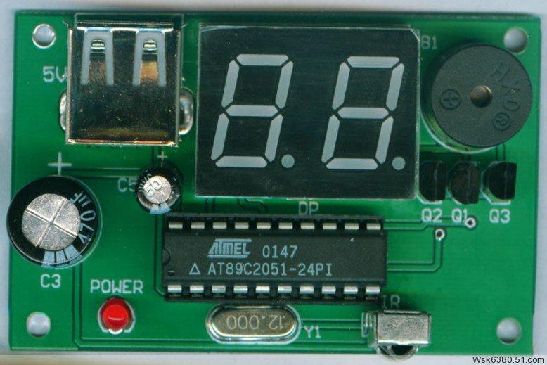 dvd机遥控器测码板