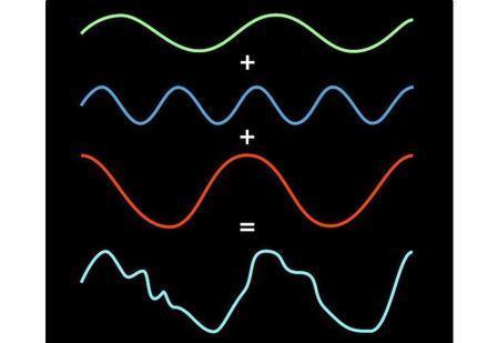 数字模型矢量图