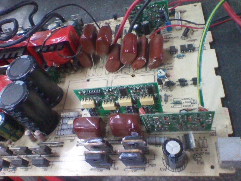 diy打造一款2000w正弦波逆变器