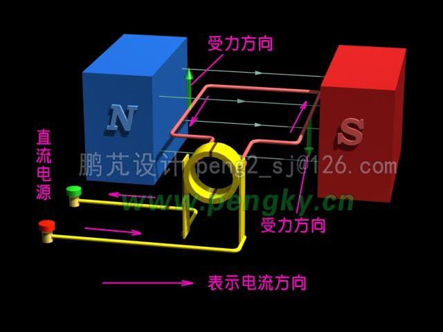 励磁电机如何接线