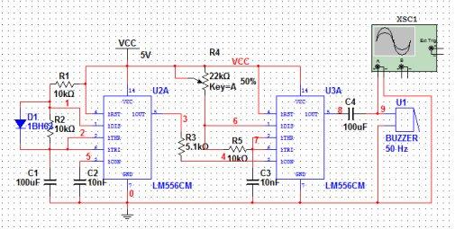 555定时器的原理及三种应用电路详解