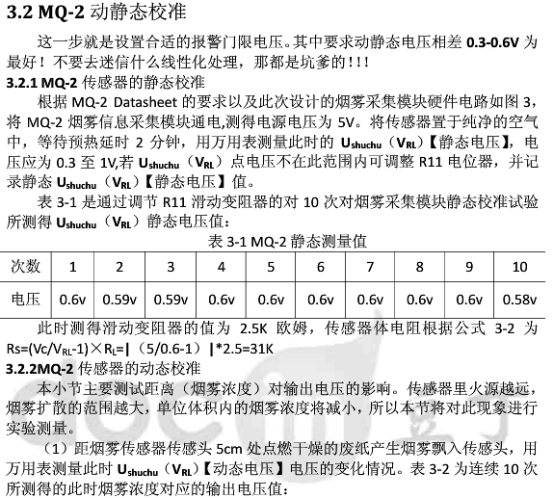 烟雾报警器电路图_MQ-2烟雾传感器工作原理与应用介绍 - 51单片机