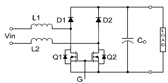 大功率无桥pfc研究系列(1)