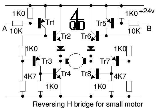 h桥电路原理