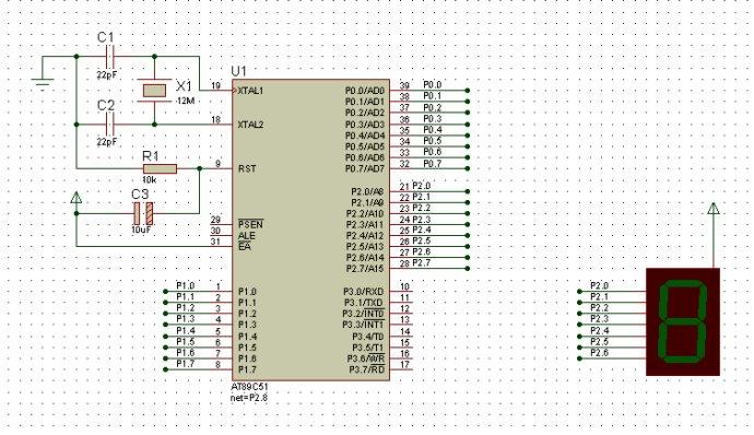 555振荡电路面包板的经典接法