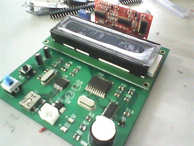 电工实习电路板安装工艺流程图