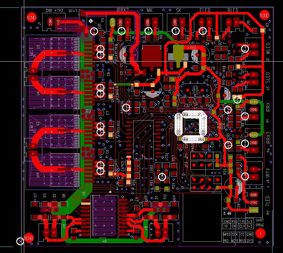 4g无线核心板+原理图(pads)-公司机密资料