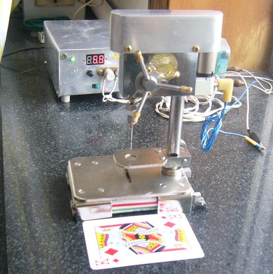 台钻电容器接线图