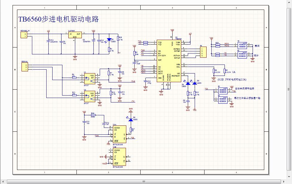 电子设计竞赛-旋转倒立摆-整体方案