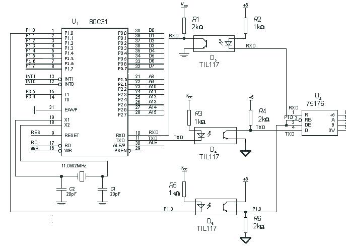 STM8单片机开发板DIY设计资料 PCB 原理图 BOM图片