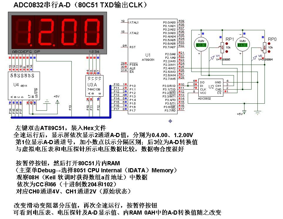 精度要求不高的话可以用电阻分压的方式,比如开关电源输出22v,可以采用10k和100K电阻串联在输出端, 10k电阻就分压分到2v电压 简单点可以用单片机内部的AD功能,单片机AD脚和地线并联到10k电阻上, 再读取脚位上的电压,再通过欧姆定律按比例放大电压值,可以通过各种方式显示电压值了