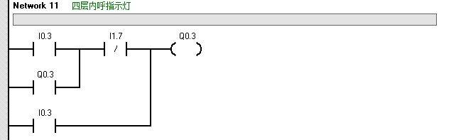 基于plc的四层电梯控制系统设计论文