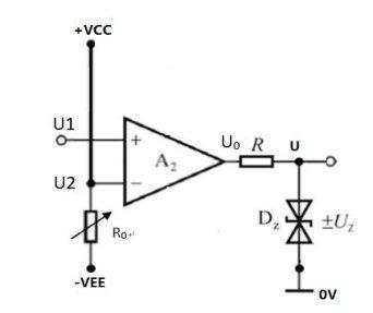 电子技术 69 简易火灾报警器课程设计报告 含电路图 multisim仿真