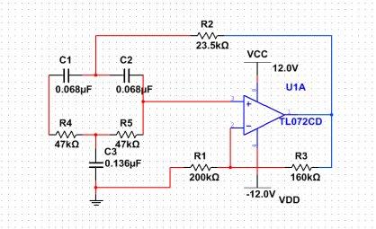 心率检测电路设计报告