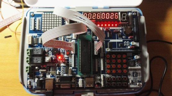 69 51单片机 69 单片机交通灯实验报告  0217    c002      del3