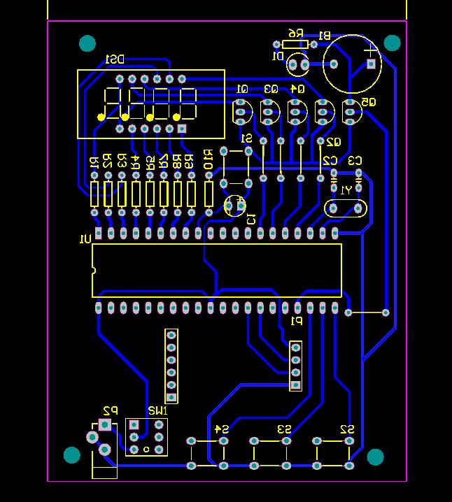 51单片机原理及应用_单片机控制的电子秤 实物图,电路图,pcb及程序全套资料 - 51 ...